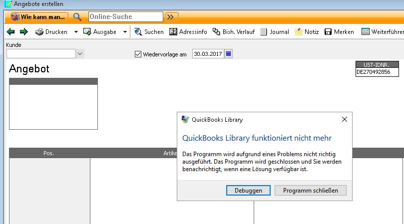 Reusch Software Consulting » Blog Archive » Lexware Büro ...  Reusch Software...